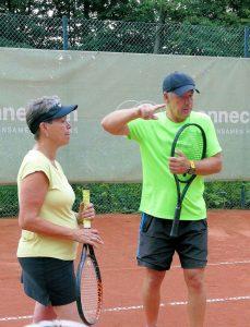 Tenniscamp für Erwachsene